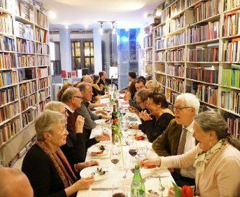 Bild der Dankstelle Buchhandlung & Antiquariat Schöbel