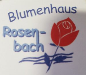Logo der Dankstelle Blumenhaus Rosenbach