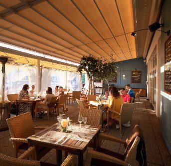 Bild der Dankstelle Olive restaurant mediterranea