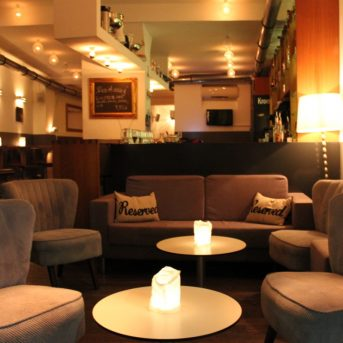 Bild der Dankstelle LINOS Bar