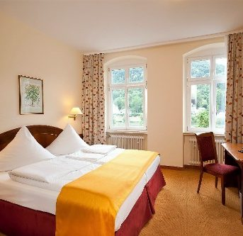 Bild der Dankstelle Hotel Holländer Hof