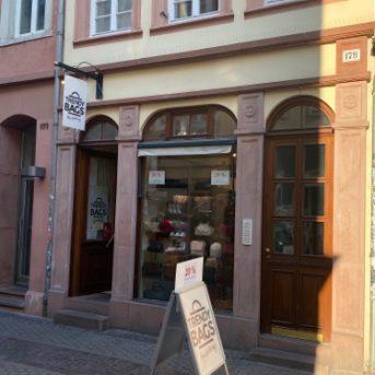 Bild der Dankstelle Trendy Bags Heidelberg