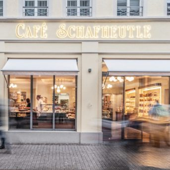 Bild der Dankstelle Conditorei-Café Schafheutle