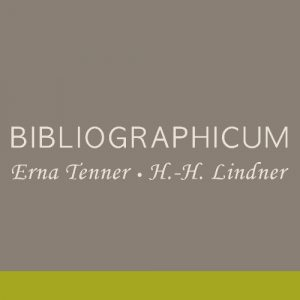 Logo der Dankstelle Bibliographicum Erna Tenner Nachf.: H.-Herm. Lindner e.K.