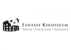 Logo der Dankstelle Fantasy Kolosseum