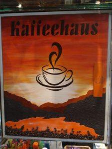 Logo der Dankstelle Kaffeehaus im Hasenleiser