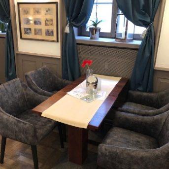 Bild der Dankstelle Café & Restaurant  Knösel