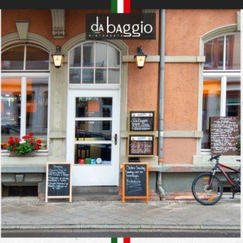 Bild der Dankstelle Da Baggio