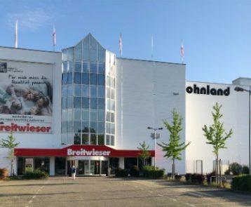 Bild der Dankstelle Wohnland Breitwieser GmbH