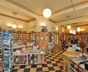 Bild der Dankstelle Buchhandlung Schmitt & Hahn Libresso