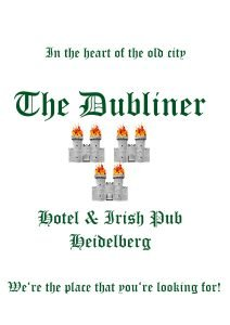 Logo der Dankstelle The Dubliner Hotel & Irish Pub