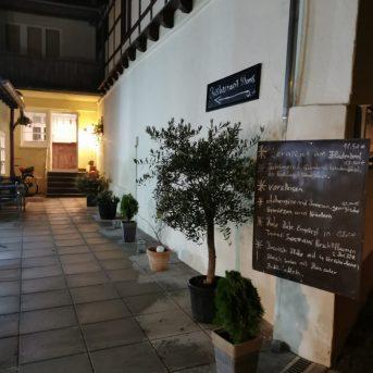 Bild der Dankstelle Restaurant Khomli