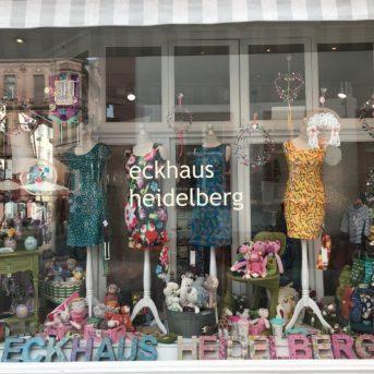 Bild der Dankstelle Eckhaus Heidelberg