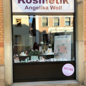 Bild der Dankstelle Kosmetik Angelika Wolf
