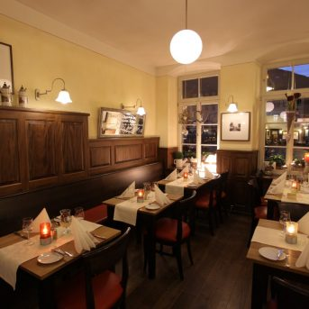 Bild der Dankstelle Hotel & Restaurant Goldener Falke