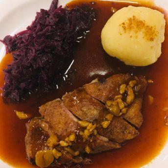 Bild der Dankstelle Restaurant Hendsemer Löb