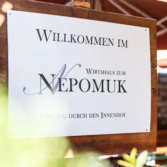 Bild der Dankstelle Wirtshaus zum Nepomuk