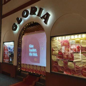 Bild der Dankstelle Gloria & Gloriette Kinos