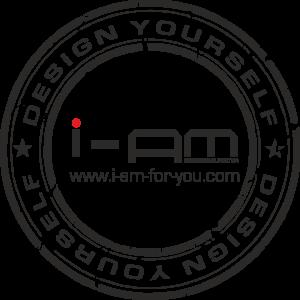 Logo der Dankstelle i-AM Designmanufaktur