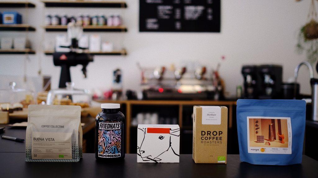 Bild der Dankstelle coffee nerd
