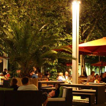 Bild der Dankstelle Cafébar • Restaurant Merlin