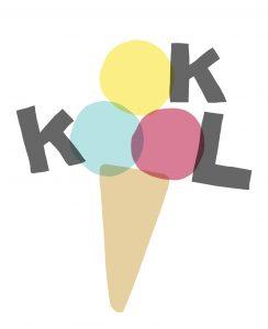Logo der Dankstelle Eiscafe ok kool