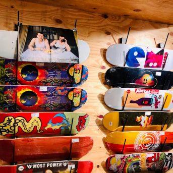 Bild der Dankstelle The Flame Store
