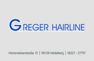 Logo der Dankstelle Greger Hairline