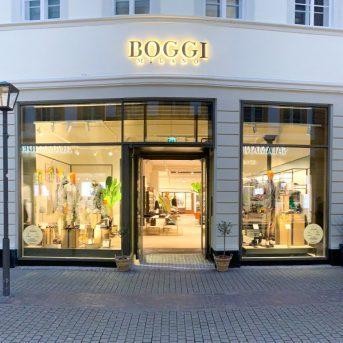 Bild der Dankstelle Boggi Milano