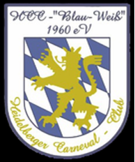 Logo der Dankstelle Heidelberger Carneval Club Blau – Weiß 1960 e.V.