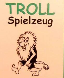 Logo der Dankstelle Troll Spielzeug