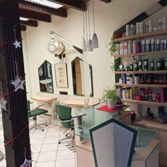 Bild der Dankstelle Friseur Atelier