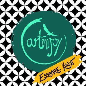 Logo der Dankstelle artnjoy- essbare kunst
