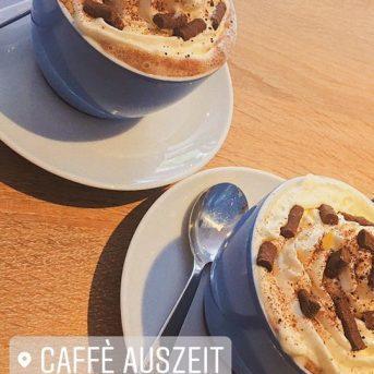 Bild der Dankstelle Café Auszeit