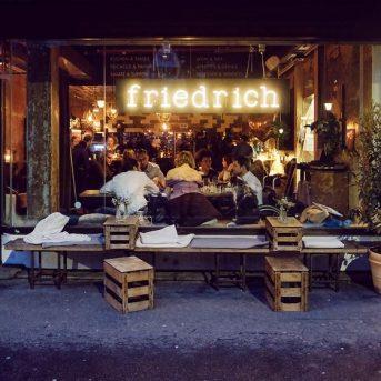 Bild der Dankstelle Kaffee & Bar Friedrich