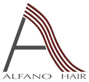 Logo der Dankstelle Alfano Hair