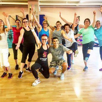 Bild der Dankstelle Multiness Heidelberg Fitnessstudio