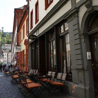 Bild der Dankstelle Kanka orientdeluxe Heidelberg