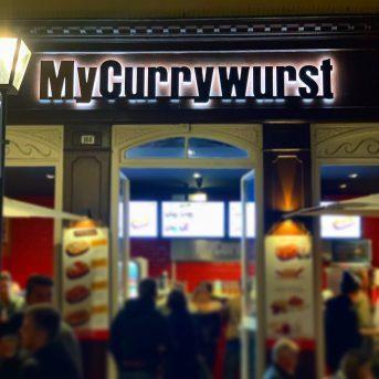 Bild der Dankstelle MyCurrywurst