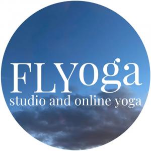 Logo der Dankstelle FLYoga