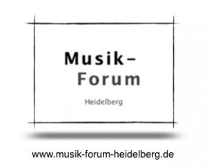 Logo der Dankstelle Musik-Forum Heidelberg