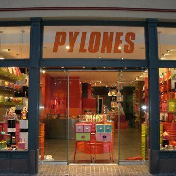 Bild der Dankstelle PYLONES