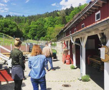 Bild der Dankstelle Gasthof zum Klostergarten