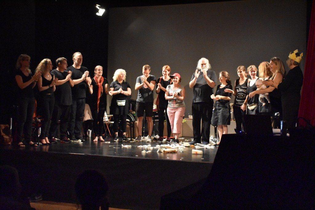 Bild der Dankstelle Theaterwerkstatt Heidelberg