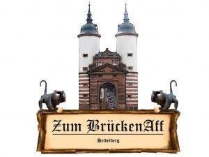 Logo der Dankstelle Zum Brückenaff