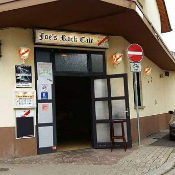 Bild der Dankstelle Joes Rock Cafe