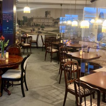 Bild der Dankstelle Cafe Romantic