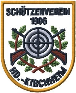 Logo der Dankstelle Schützenverein v. 1906 e.V. Heidelberg-Kirchheim