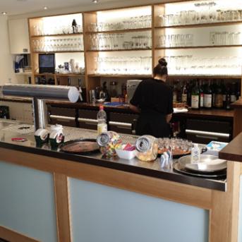 Bild der Dankstelle Restaurant Weißer Stein