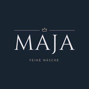 Logo der Dankstelle MAJA Feine Wäsche & Bademoden